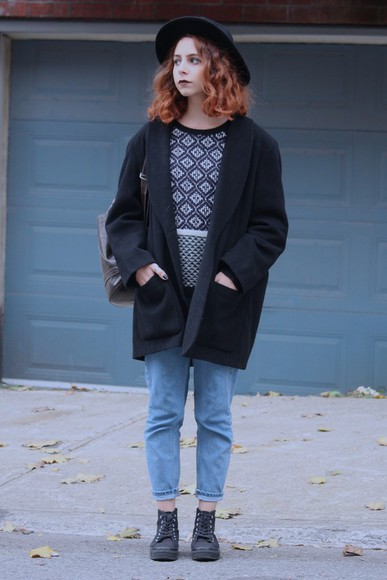 jeans babes in velvet blogger