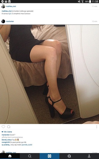 shoes black shoes beautiful talons chaussures talons hauts legs nice chic instagram
