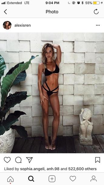 swimwear alexis ren