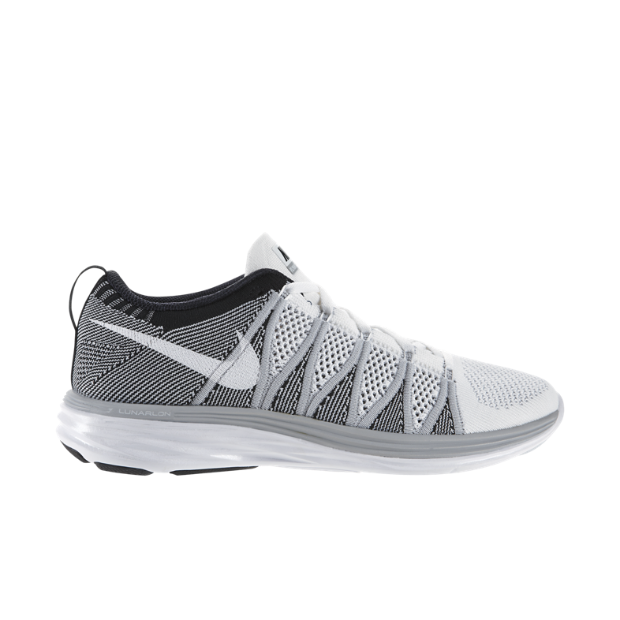 The nike flyknit lunar2 men's running shoe.