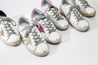 shoes golden goose deluxe brand