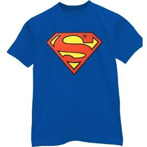 Superman tee shirts