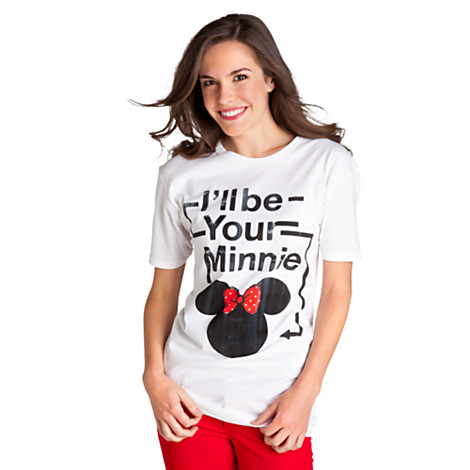 Minnie Mouse Tee for Women   Tees, Tops & Shirts   Disney Store
