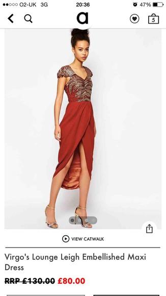 asos style dress