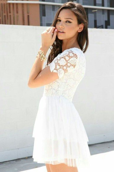 dress summer dress summer short dress white white dress cute cute dress summer outfits outfits