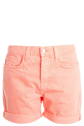 shorts neon orange