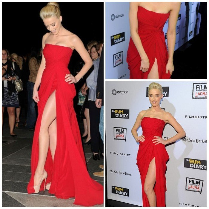 Aliexpress.com : buy free shipping ! 2014 high quality a line strapless sweep train red chiffon ladie's prom dresses simply celebrating dress from reliable dress romantic suppliers on cutie bridal dress