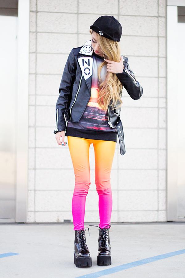 style2bones sweater pants
