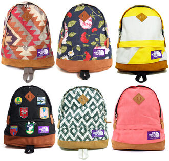 bag north face backpack