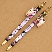 home accessory,kawaii,japanese,pencils,school supplies