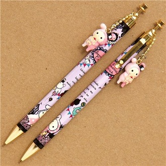 home accessory kawaii japanese pencils school supplies