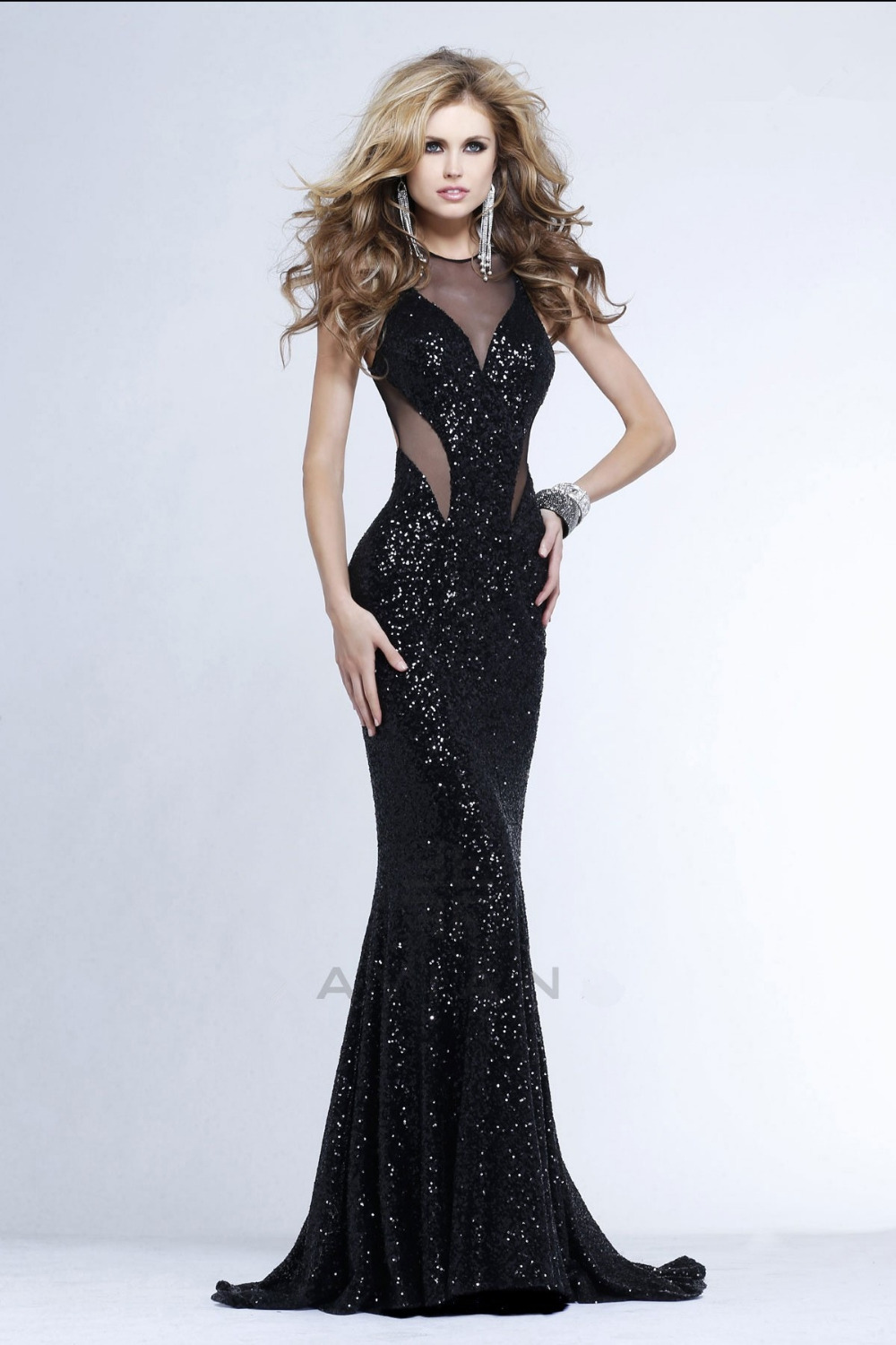 Aliexpress.com : Buy 2013 Amazing Actual Picture Hot Selling Sexy Deep V Neck Open Back Backless Crystal Lace Mermaid Wedding Dresses FE2018 from Reliable mermaid wedding dresses 2010 suppliers on Suzhou Babyonlinedress Co.,Ltd