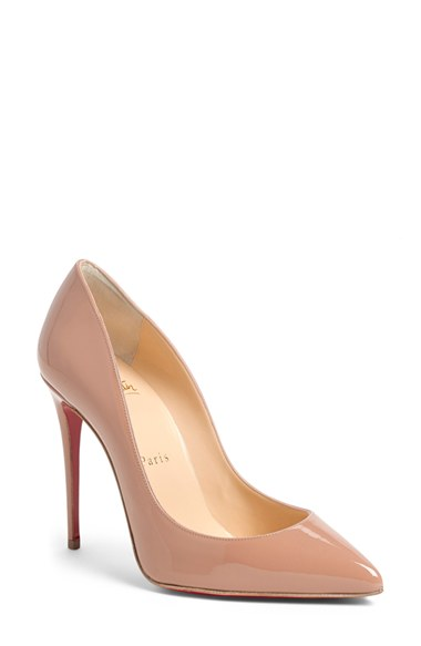 Christian Louboutin 'Pigalle Follies' Pointy Toe Pump | Nordstrom