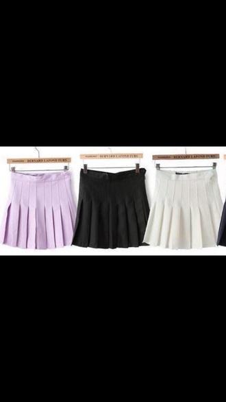pleated skirt pls short acacia brinley