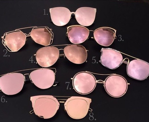 4578f788f9131 sunglasses pink glasses sunnies summer rose gold round sunglasses mirrored sunglasses  black sunglasses aviator sunglasses pink