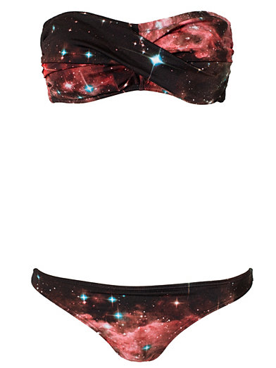 The Inception Nature B - Wonderland - Patterned - Bikinis - Swimwear - Women - Nelly.com Uk