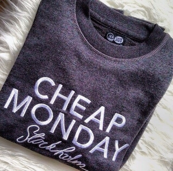 sweater cheap monday