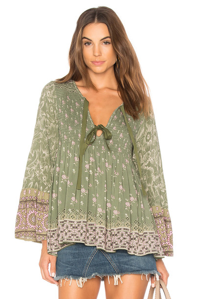 Spell & The Gypsy Collective blouse top