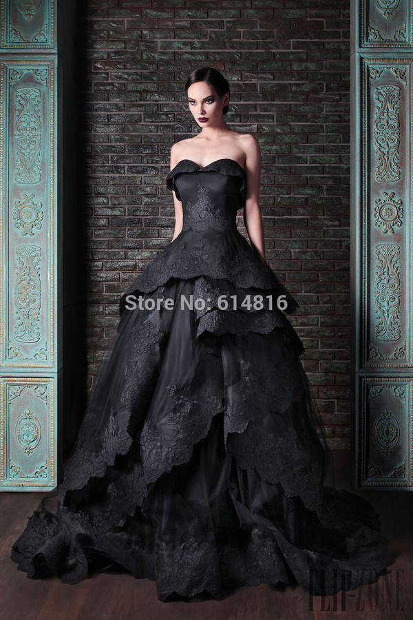 rami kadi wedding dress black wedding dress cool sexy dress gorgeous wedding dress haute couture