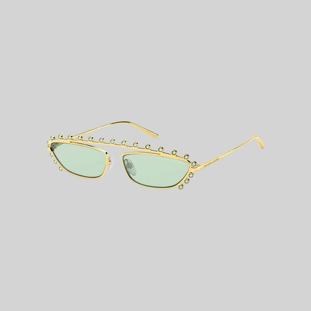 The Strass Cat Eye Sunglasses