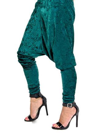 oversized harem harem pants womens baggy pants jungfashion velvet