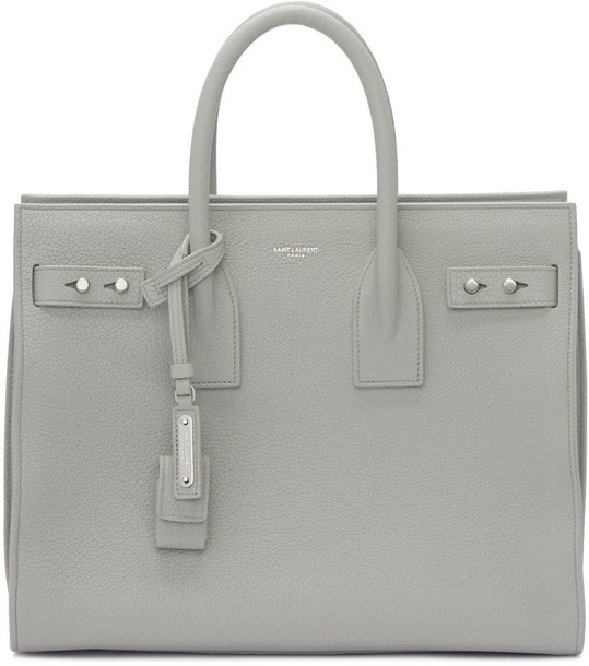 Saint Laurent grey bag