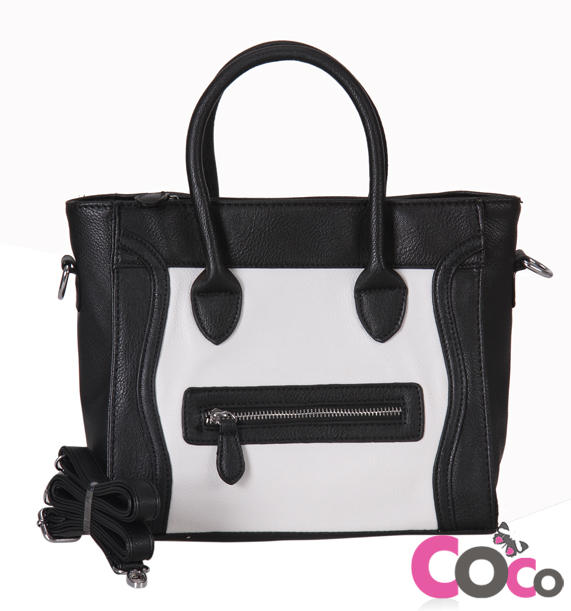 Black&White Cute Summer 2012/13 Korean Collection Hand/Shoulder Bag