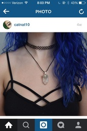 top,90s style,freaks and geeks,bralette,cute,grunge,ahs coven,jewels