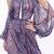Printed Fil Coupe Chiffon Full Sleeve Dress by J. Mendel | Moda Operandi