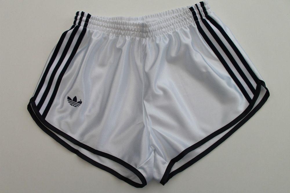Shorts Womens UK 8-10 (S) NEW True Vintage Nylon Sport Hot Pants
