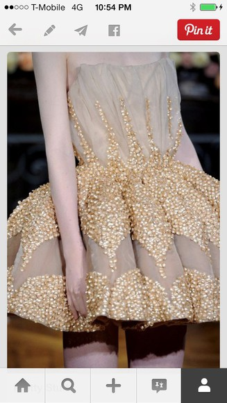 dress tulle tulle skirt prom dress prom circle skirt gold strapless