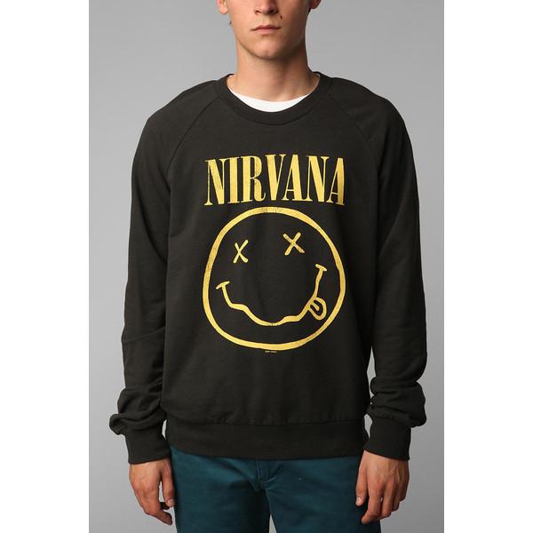 Nirvana vintage sweatshirt
