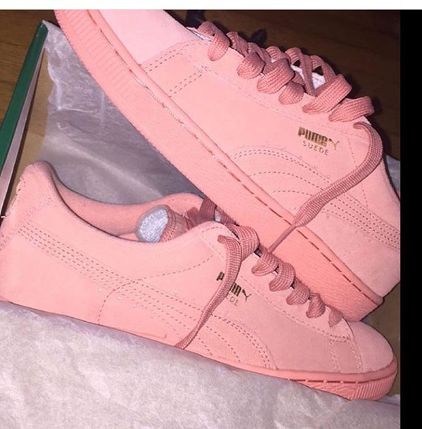 puma light pink shoes wearpointwindfarmcouk