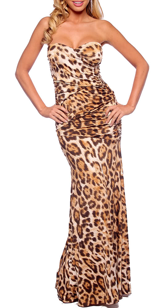 Strapless Sweetheart Fitted Evening Cocktail Party Long Formal Maxi Gown Dress   eBay