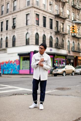 closet freaks blogger jacket shirt jeans shoes