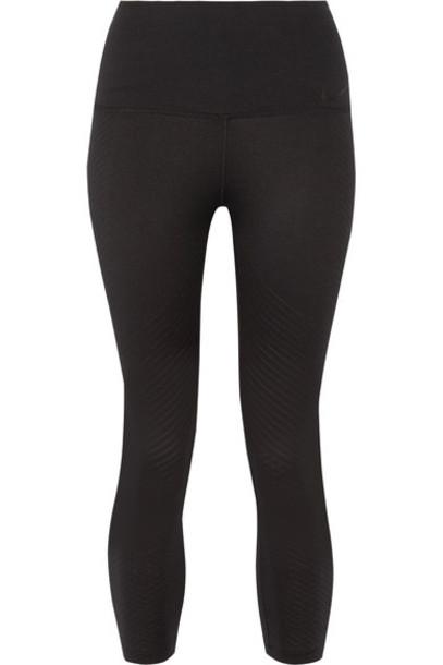 Nike leggings cropped black pants