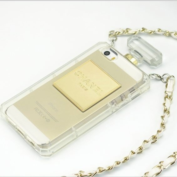 Cc logo cellphone case for iphone 4/4s/5/5s