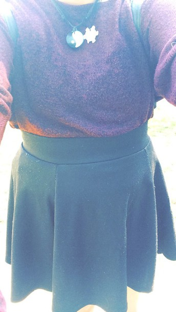 skirt black skirt from factorie r200/$20