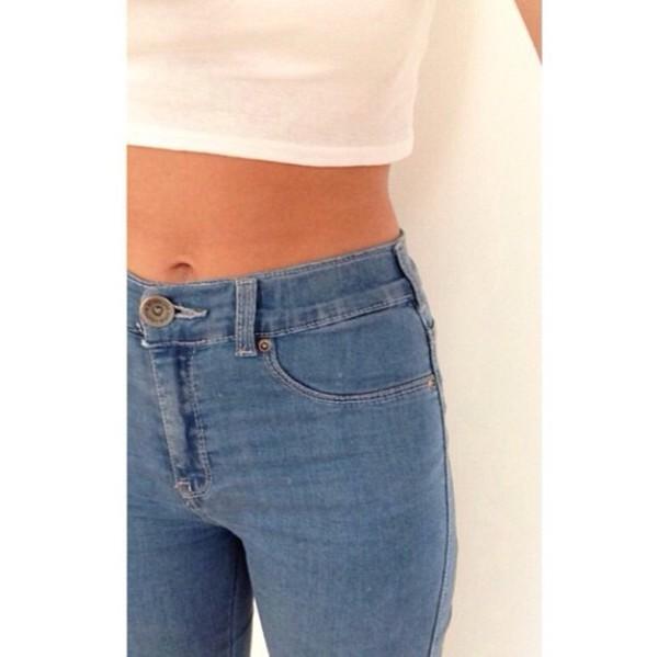 high waisted jeans tumblr - photo #31