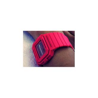 watch pink jewels