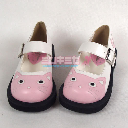 Kawaii Cat Creeper Shoes - MinkyShop