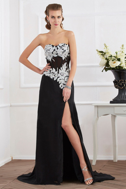 dress prom gown