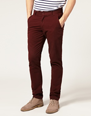 Asos slim chino at asos