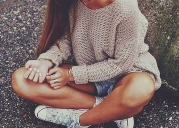 sweater knitted jumper