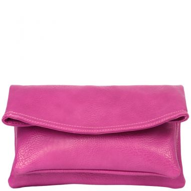 Libby Messenger Clutch