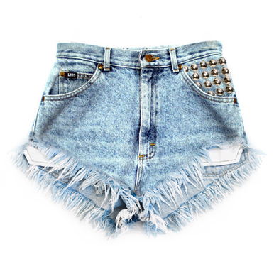 Hipster 320 XL Shorts - Arad Denim