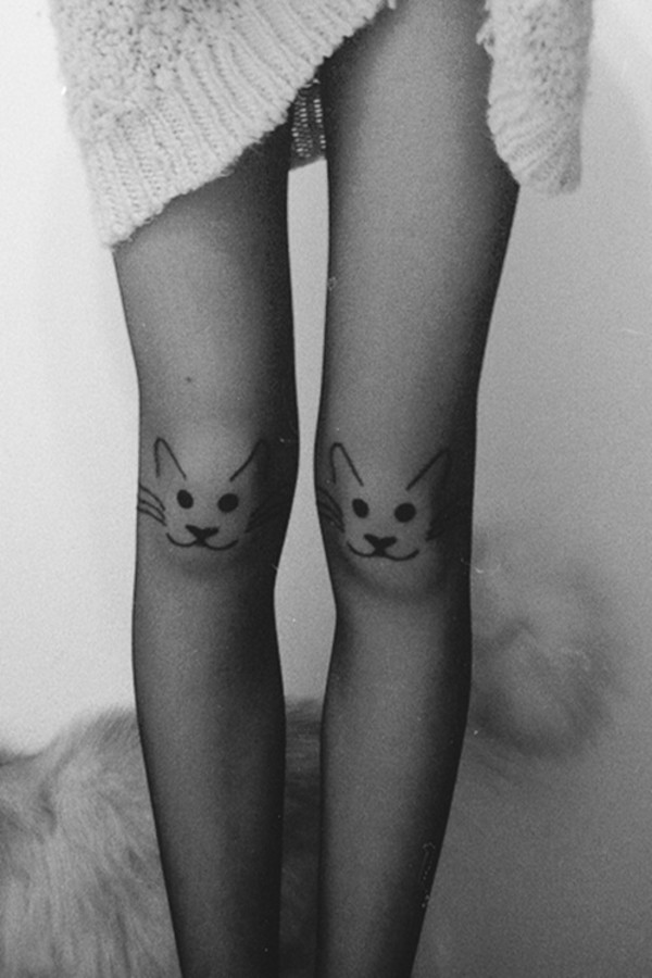 pants tights kawaii stockings