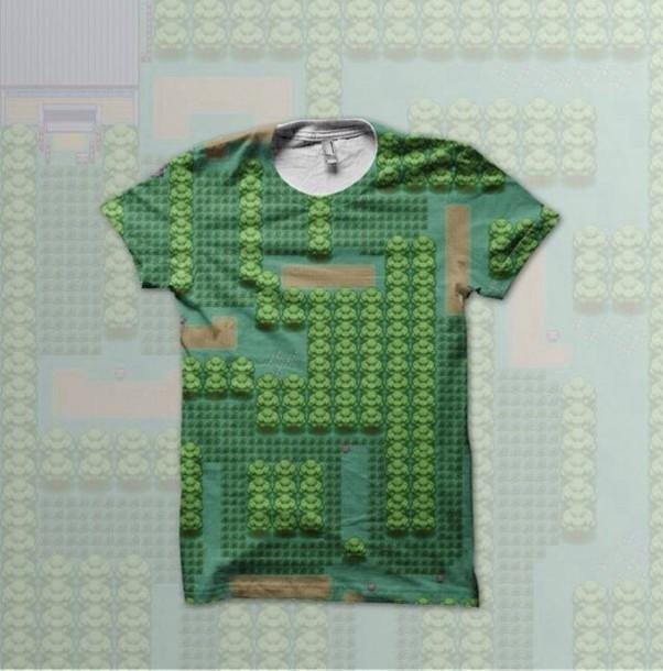 shirt pokemon