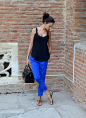 my silk fairytale,t-shirt,pants,shoes,bag,jewels
