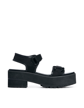 Asos fear chunky sandals at asos